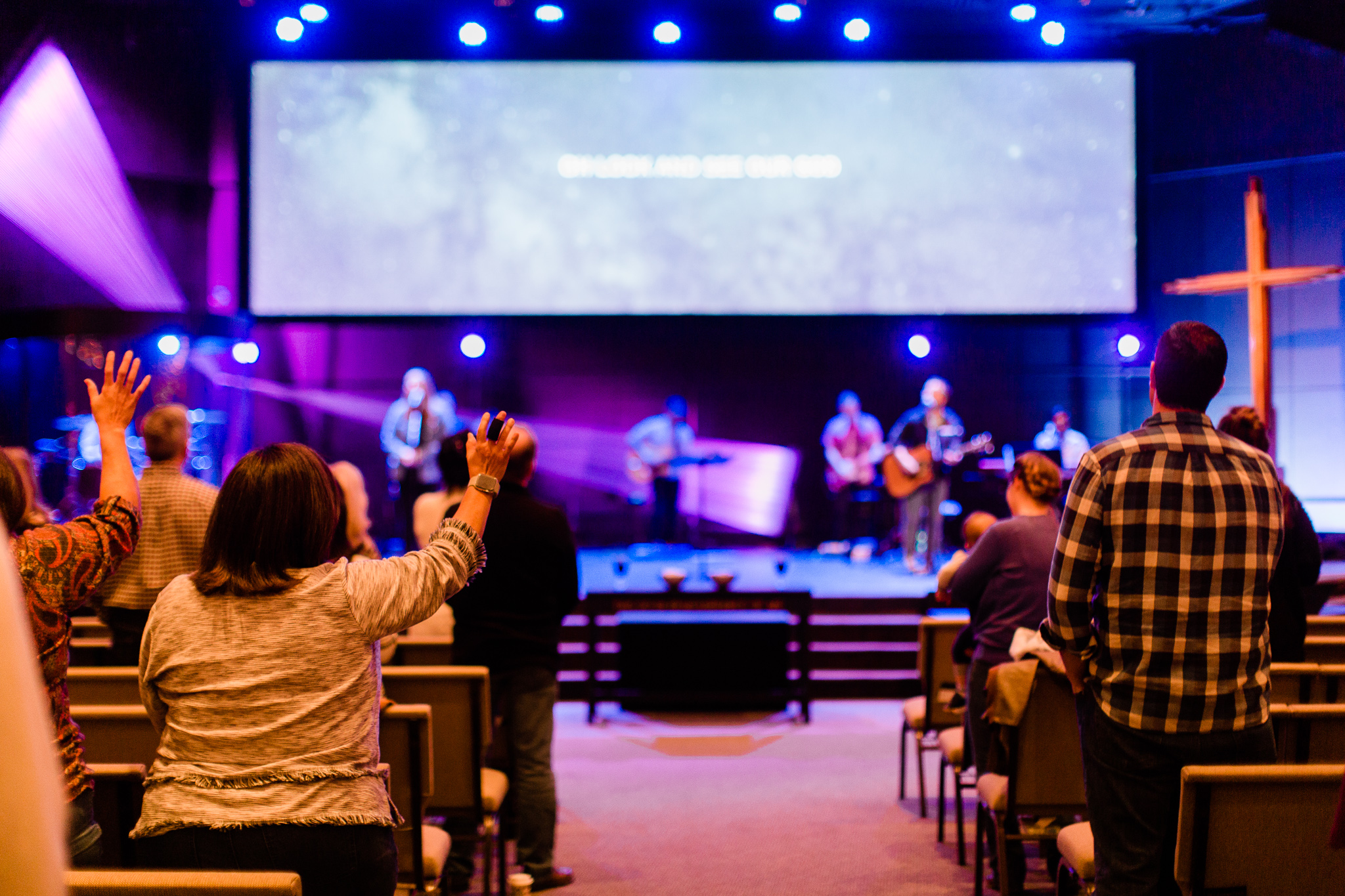 God uses habits and practices, inside and outside the church, to shape our worship